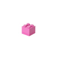 LEGO MINI BOX 4, pink