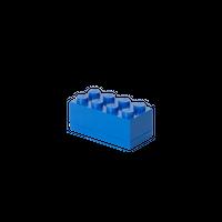 LEGO MINI BOX 8, blau 001