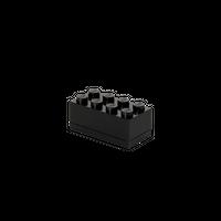 LEGO MINI BOX 8, schwarz
