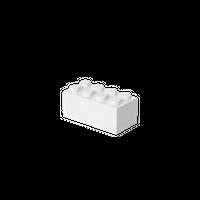 LEGO MINI BOX 8, weiß