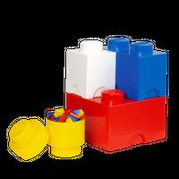Bild LEGO Aufbewahrungsbox, 4er Set Vorschau