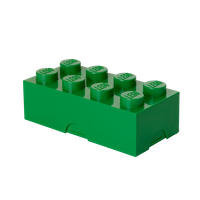 LEGO LUNCH BOX, 8 Noppen,grün