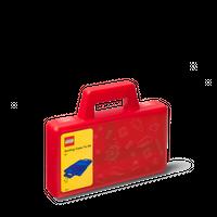 LEGO Sortierkoffer zum Mitnehmen, rot 001