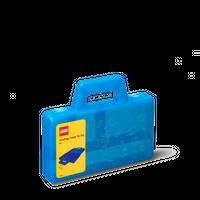 LEGO Sortierkoffer zum Mitnehmen, blau