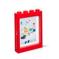 LEGO Bilderrahmen, Rot