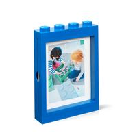LEGO Bilderrahmen, Blau