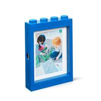 LEGO Bilderrahmen, Blau 001