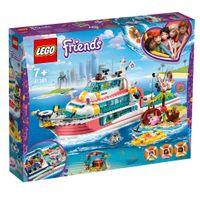 Boot für Rettungsaktionen 001