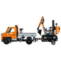 Straßenbau-Fahrzeuge -5 Vorschau