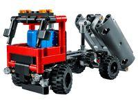 LEGO® 42084 Absetzkipper Vorschau