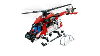 LEGO® 42092 Rettungshubschrauber Vorschau