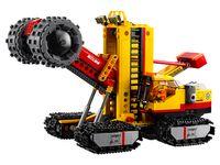 Bergbauprofis an der Abbaustätte -4 Vorschau