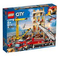 Feuerwehr in der Stadt 001