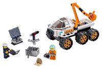 Rover-Testfahrt -2 Vorschau