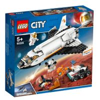 Mars-Forschungsshuttle 001