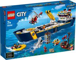 Meeresforschungsschiff