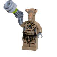 LEGO Star Wars - Minifigur Geonosian Pilot mit Blaster 001