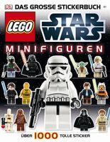 LEGO Star Wars Minifiguren Das große Sticker Buch 001