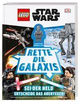 LEGO Star Wars Rette die Galaxis Buch