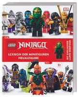 LEGO® NINJAGO® Lexikon der Minifiguren Buch