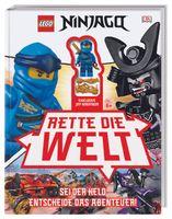 LEGO® NINJAGO® Rette die Welt Buch