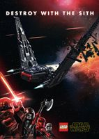 Destroy with the Sith Poster