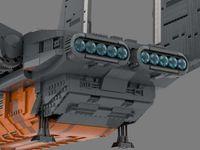Zeta Class Cargo Shuttle -6 Vorschau