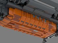 Zeta Class Cargo Shuttle -7 Vorschau
