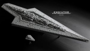 Executor Super Star Destroyer