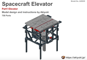 Spacecraft Elevator