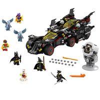 Das ultimative Batmobil -2 Vorschau