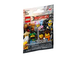 Minifigures Ninjago Movie