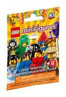 Minifiguren - Serie 18 001