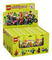 Minifiguren Serie 19 001