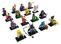 DC Minifiguren Serie (ganze Box 60 Figuren) -4 Vorschau