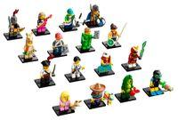 Minifiguren Serie 20  -3 Vorschau