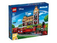 Disney Zug mit Bahnhof 001