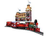 Disney Zug mit Bahnhof -2 Vorschau