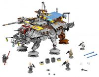 Captain Rex's AT-TE™ -2 Vorschau