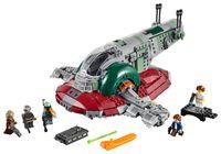 Slave I – 20 Jahre LEGO Star Wars -2 Vorschau