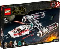 Y-Wing Fighter 001