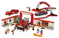 Ferrari Ultimative Garage -2 Vorschau