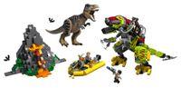 T-Rex vs. Dino-Mech -2 Vorschau