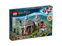 Hagrids Hütte: Seidenschabels Rettung 001