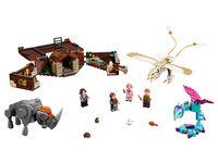 Newts Koffer der magischen Kreaturen -2 Vorschau