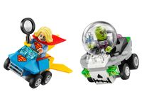 Mighty Micros: Supergirl™ vs. Brainiac™ -2 Vorschau