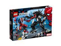 Spider Mech vs. Venom 001