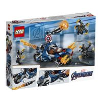 Captain America: Outrider-Attacke -3 Vorschau