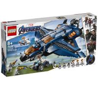 Ultimativer Avengers-Quinjet 001