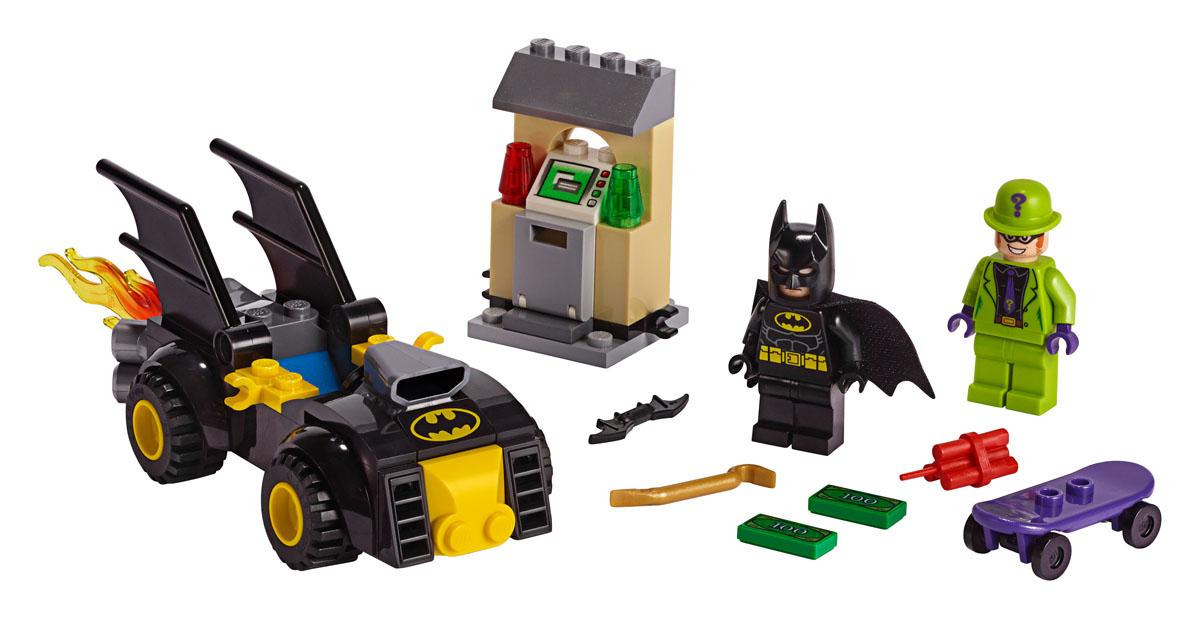 76137 Batman Vs Der Raub Des Riddler